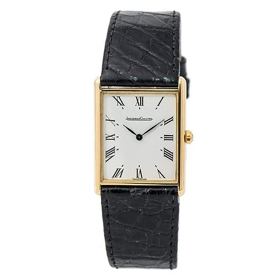 Jaeger LeCoultre colección Vintage cuarzo Mens Reloj 140.109.1 N (Certificado) de segunda