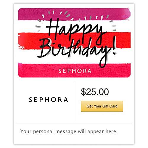 image regarding Sephora Printable Gift Card named : Sephora Reward Playing cards Configuration Asin - E-ship
