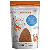 Karmalize.Me Organic Coconut Sugar, Un-Refined, 16 oz.