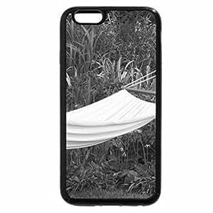 iPhone 6S Plus Case, iPhone 6 Plus Case (Black & White) - rest hammock