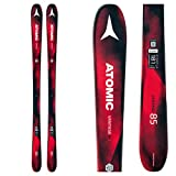 Atomic Vantage 85 Ski Black/Red, 157cm