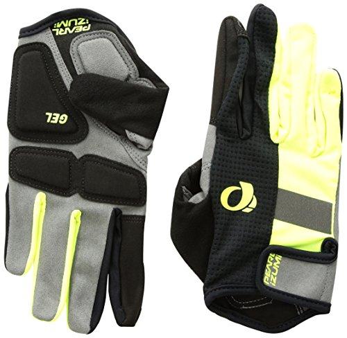 Pearl iZUMi Ride Men/'s Elite Gel Full Finger Gloves Black Large