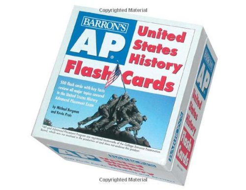 AP United States History Flash Cards (Barron's Ap)