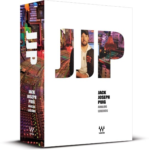 [해외]【 병행 수입품 】 WAVES THE JACK JOSEPH PUIG ANALOG LEGENDS Native ◆ 비 패키지다운로드 형식 / 【Parallel imports】 WAVES THE JACK JOSEPH PUIG ANALOG LEGENDS NATIVE ◆ Non-Package Download Format