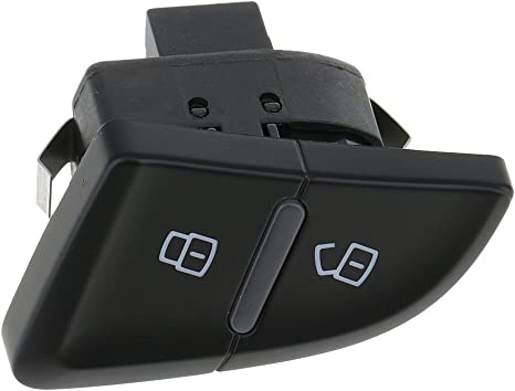 MagiDeal Right Front 8K2962108A Car Central Door Lock Switch for Audi A4 A4L B8