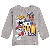 Nickelodeon Paw Patrol Toddler Boys French Terry