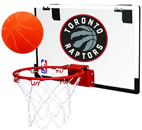 (Rawlings NBA Toronto Raptors 00664197111NBA Game On Polycarbonate Hoop Set (All Team Options), Purple, Youth)