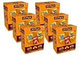 Keebler, Cookies and Crackers, Variety Pack, 21.2 oz (20 Count) (Pack of 6)