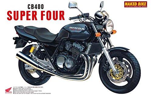1/12 CB400SF Black