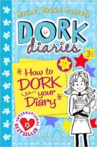 Book Dork Diaries 3 1/2 : How to Dork Your Diary by Russell, Rachel Renee (2011)