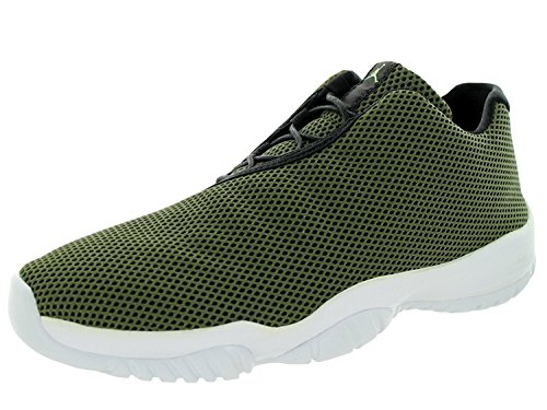 Nike Jordan Mens Air Jordan Future Low, Grn/Blk/White, 42.5 D(M) EU/8 D(M) UK