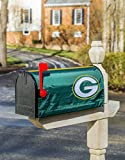 NFL Bay Packers 2MBC3811Green Bay Packers, Mailbox Cover, Green
