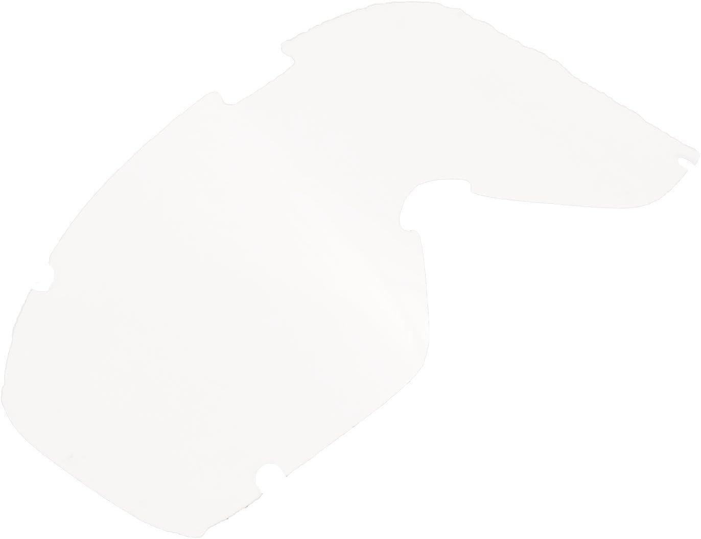 gelb get/önt PiWear Ersatzglas f/ür Invase Motorradbrille