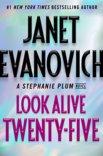 Look Alive Twenty-Five: A Stephanie Plum Novel cover