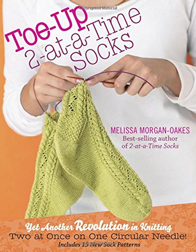 Toe-Up 2-at-a-Time Socks (Knitting Socks Baby)