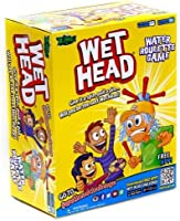 Wet head game water challenge