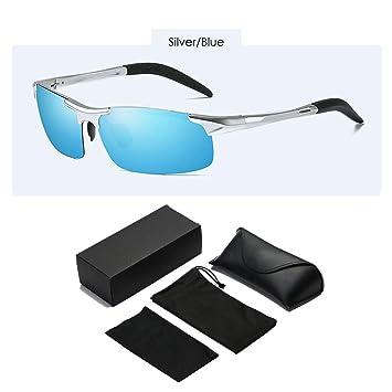 XBDOT UV400 Protección polarizadas Gafas de día de Noche de conducción Gafas de visión Nocturna Ojos