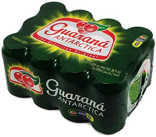 (Guarana Antarctica 350 Milliliter (Pack of 12))