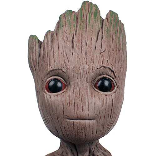 YODE Groot Action Figures Model PVC Tree Man Baby Groot Toys - 15cm