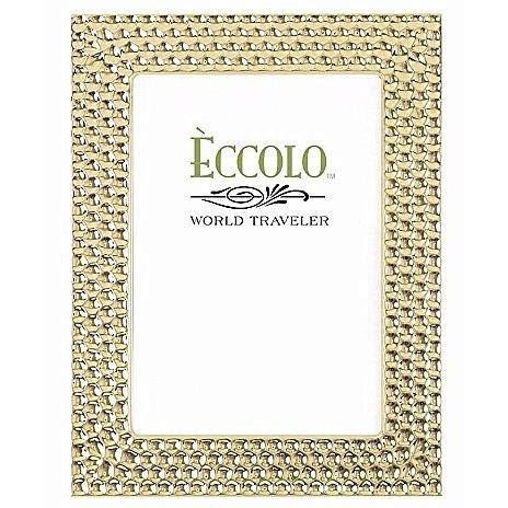 Eccolo Gold Collection Photo Frame, 4 by 6