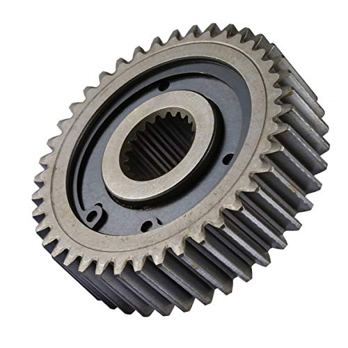 MqbY Motorcycle GY6 125cc 150cc Modified Fuel Gear Fuel Economy Siding Gear for 152QMI 157QMJ Scooter Moped ATV Go-Kart