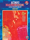 img - for The Jazz Singer's Handbook: Book & CD book / textbook / text book