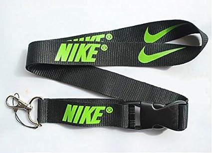Nike Llavero Correas el cuello con hebilla: Amazon.es ...