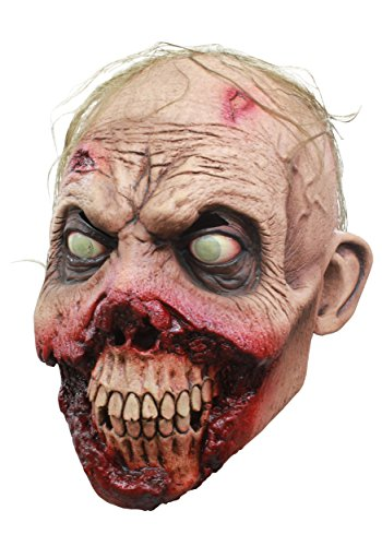 Rotten Gums Zombie Mask (Zombie Mask For Sale)