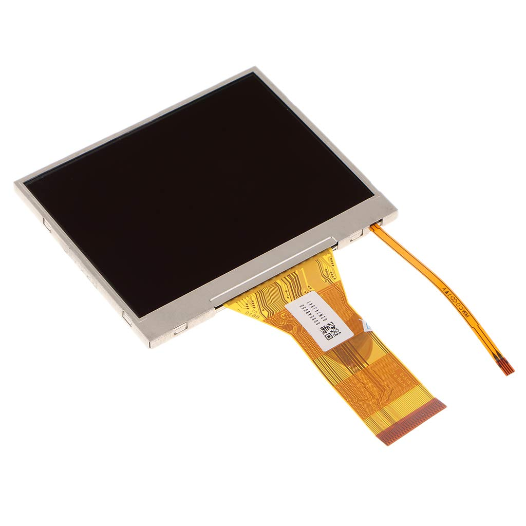 kesoto Camera Screen,Replacement LCD Display Panel with Backlight for Nikon D90 D300 D300S D700 Canon 5D Mark II 5D2 DSLR
