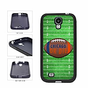 Chicago or Die Football Field TPU RUBBER SILICONE Phone Case Back Cover Samsung Galaxy S4 I9500