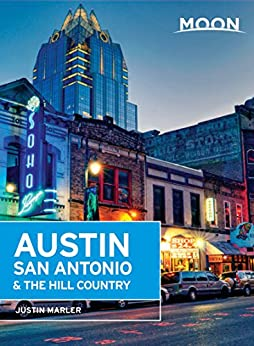 Moon Austin Antonio Country Handbooks ebook