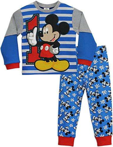 Disney Mickey Mouse Jungen Schlafanzug 98