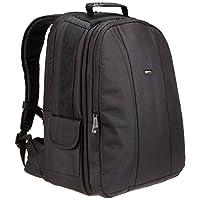 AmazonBasics DSLR y mochila para portátil - Interior naranja