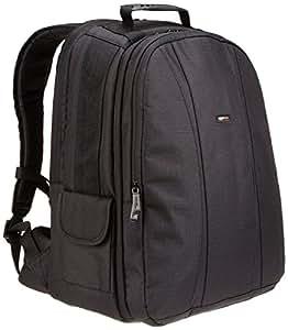25b70c4cc6a0 Amazon.com   AmazonBasics DSLR and Laptop Backpack - Orange interior ...