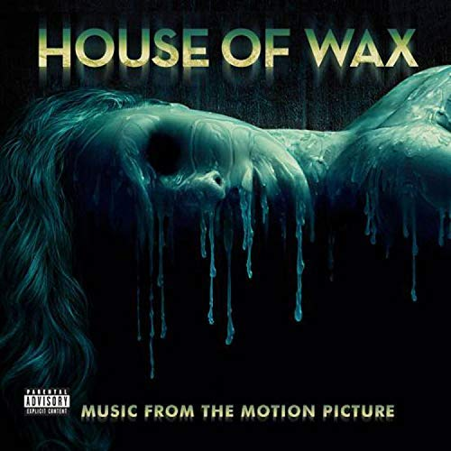 House Of Wax Ost (Explicit)(2Lp Coke Bottle Clear Vinyl) (Rsd) (Soundtrack Wax Of House)