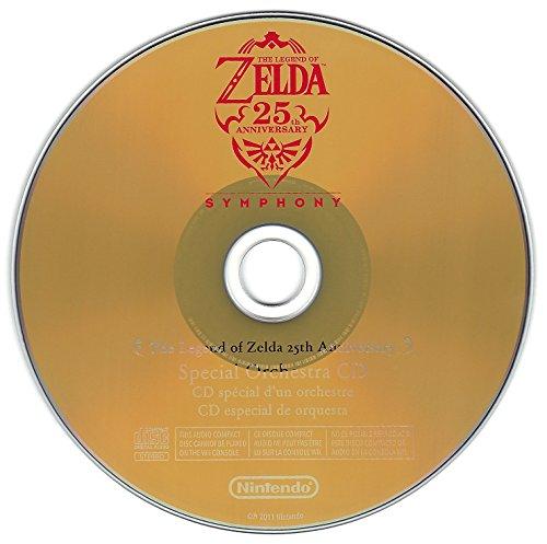 zelda symphony cd - 1