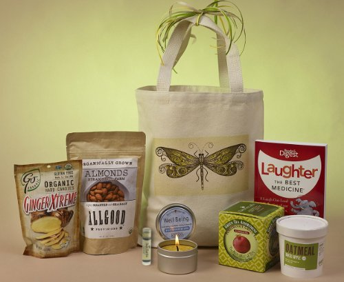 Cancer Get Well Gift Basket product image