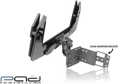 Padholdr Utility Series Premium Locking Tablet Dash Kit 2007-2012 Acura MDX for iPad and Others Pad Holdr PHUC-GB.75116-307.717-06SF