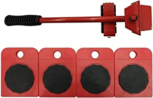UMEI Moving Device Portable Heavy Lifting Device Furniture Moving Device Mover Transport Set