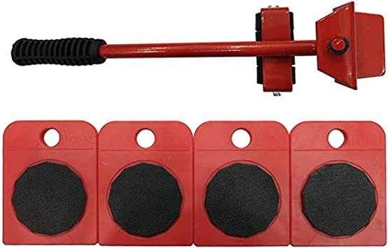 YOUNGE Heavy Furniture Roller Move Tools Multifunzionale Heavy Object Moving Pulley