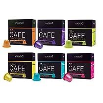 60 Cápsulas Compatibles Nespresso - Viaggio Espresso -SURTIDO