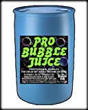 Froggys Fog - Pro Bubble Juice - Professional Bubble Fluid for All Bubble Machines and Bubblers - 55 Gallon Drum