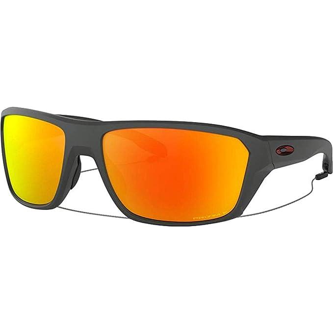 94f1599ccb Oakley 0OO9416 Gafas de sol, Matte Heather Grey, 64 para Hombre: Amazon.es:  Ropa y accesorios