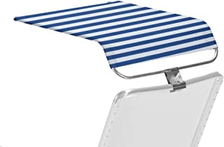 product image for Telescope Casual Universal Shade Canopy, Blue/White Stripe