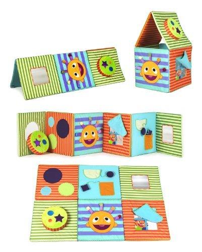 魅了 eebee's adventures Playmat and and Activity Playhouse by Every eebee's Baby Baby Company [並行輸入品] B00ZVO8VG0, シカマチョウ:6c8610fb --- irlandskayaliteratura.org