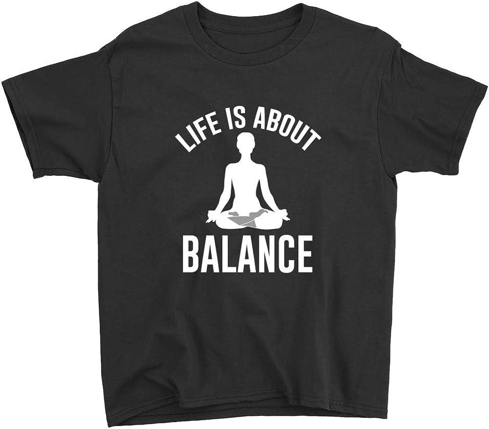 Venley Life Balance Youth T-Shirt