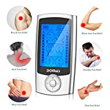 DOMAS Tens Unit Muscle Stimulator - Rechargeable