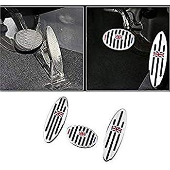 Fuel Brake Foot Pedal Pad F/ür JCW R56 R60 61 F54 F55 56
