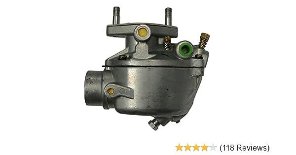 Ford 9n Carburetor Diagram | Wiring Diagram