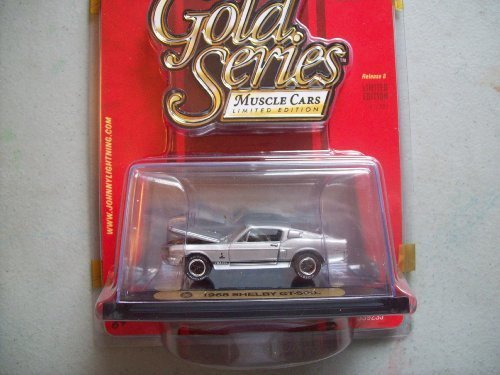 Gold Series 500 (Johnny Lightning Gold Series R8 1968 Shelby GT-500 by Jl)